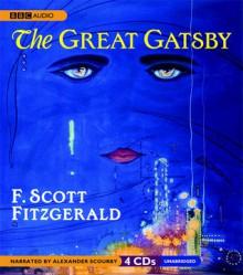 The Great Gatsby - F. Scott Fitzgerald, Alexander Scourby