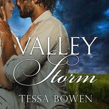 Valley Storm (The Langthornes of Napa Valley #3) - Tessa Bowen,Logan McAllister