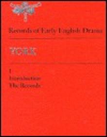 York Records 2 Vol Set - Alexandra F. Johnston, Margaret Rogerson