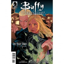 Buffy the Vampire Slayer: On Your Own, Part 1 (Season 9, #6) - Andrew Chambliss, Joss Whedon, Georges Jeanty