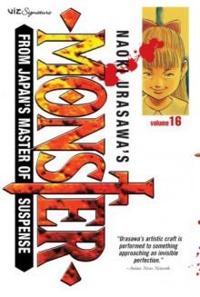 Naoki Urasawa's Monster, Vol. 16 - Naoki Urasawa,Satch Watanabe