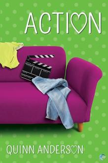 Action (Murmur, Inc. Book 2) - Quinn Anderson
