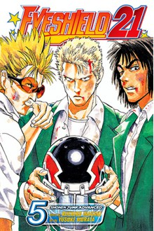Eyeshield 21, Vol. 5: Powerful - Riichiro Inagaki,Yusuke Murata