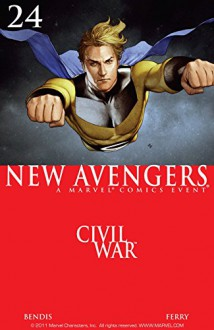 New Avengers (2004-2010) #24 - Brian Bendis, Adi Granov