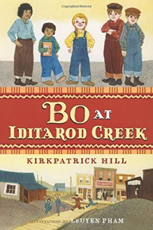 Bo at Iditarod Creek - Kirkpatrick Hill, LeUyen Pham