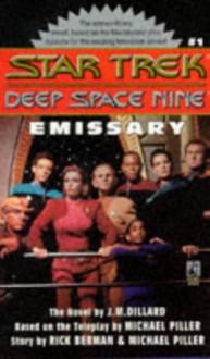 Emissary - J.M. Dillard
