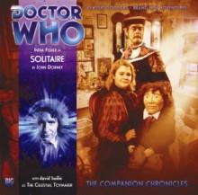 Doctor Who: Solitaire - John Dorney