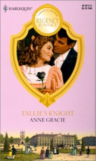Tallie's Knight - Anne Gracie