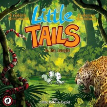 Little Tails in the Jungle - Frederic Brremaud,Mike Kennedy