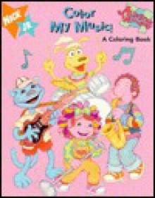 Color My Music: Allegra's Window Coloring Book - Louise Gikow, Peter Panas