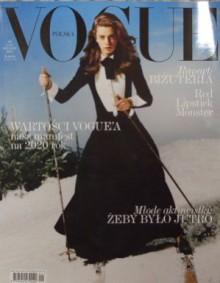 Vogue Polska, nr 23/styczeń 2020 - Redakcja Magazynu Vogue Polska