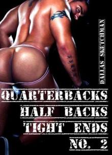 Quarterbacks Halfbacks Tight Ends No. 2 - Dallas Sketchman