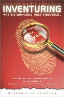 Inventuring - Andrew Hatcher, Julian Birkinshaw