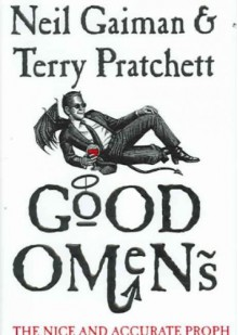 (GOOD OMENS: THE NICE AND ACCURATE PROPHECIES OF AGNES NUTTER, WITCH ) BY Gaiman, Neil (Author) Hardcover Published on (03 , 2006) - Neil Gaiman