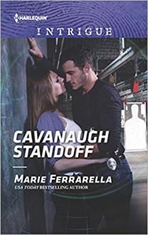 Cavanaugh Standoff (Cavanaugh Justice) - Marie Ferrarella