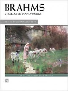 22 Selected Piano Works: Book & CD - Johannes Brahms, Joseph Banowetz