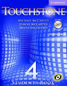 Touchstone Student's Book 4 With Audio Cd/Cd Rom Korea Edition - Michael J. McCarthy, Jeanne McCarten, Helen Sandiford