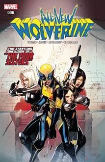 All-New Wolverine (2015-) #6 - Tom Taylor, David Lopez, Bengal