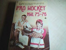 Pro hockey N.H.L. 75-76 - Jim Proudfoot