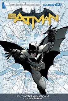 Batman Vol. 6: Graveyard Shift (The New 52) - Greg Capullo, Scott Snyder, James Tynion