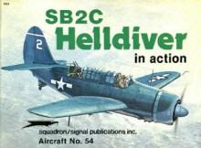 SB2C Helldiver in action - Aircraft No. 54 - Robert Cecil Stern