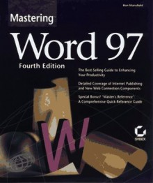 Word 97 (Mastering) - Ron Mansfield