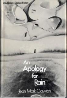 An Apology For Rain - Jean Mark Gawron
