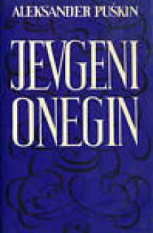 Jevgeni Onegin - Alexander Pushkin