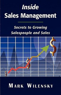 Inside Sales Management - Mark Wilensky