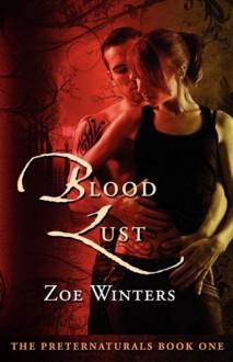 Blood Lust - Zoe Winters