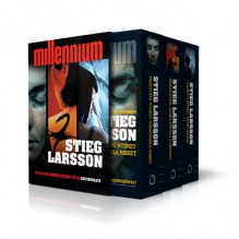 Millennium. Trylogia - Larsson Stieg