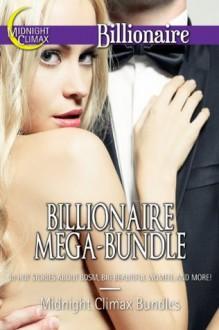 Billionaire Mega-Bundle (10 Hot Stories About BDSM, Big Beautiful Women, and More!) - Dalia Daudelin, Midnight Climax Bundles