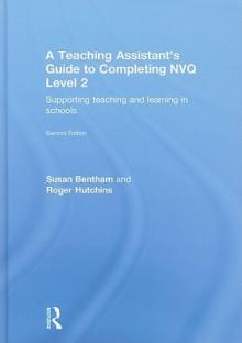 Completing NVQ - Susan Bentham, Roger Hutchins