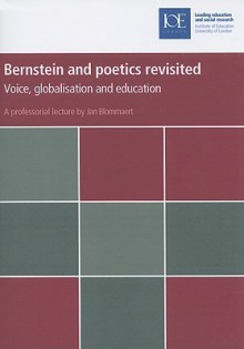 Bernstein and Poetics Revisited - Jan Blommaert