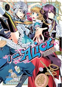 I Am Alice: Body Swap in Wonderland Vol. 3 - Ayumi Kanou