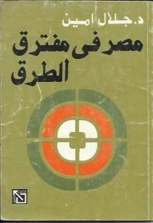 مصر فى مفترق الطرق - جلال أمين