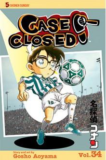Case Closed, Vol. 34: The Unusual Suspects - Gosho Aoyama