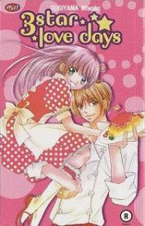 3 Star Love Days - Miwako Sugiyama