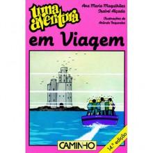 Uma Aventura em Viagem (Uma Aventura, #4) - Ana Maria Magalhães, Isabel Alçada