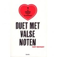 Duet met valse noten - Bart Moeyaert