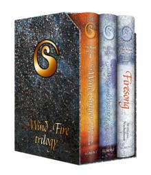 The Wind on Fire Trilogy: The Wind Singer/Slaves of the Mastery/Firesong - William Nicholson