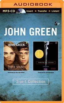 John Green - Paper Towns and Looking for Alaska (2-in-1 Collection) - John Green, Dan John Miller, Jeff Woodman
