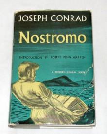 NOSTROMO (Modern Library, #275) - Joseph Conrad, Robert Penn Warren