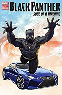 Black Panther: Soul Of A Machine (2017) #3 - Ariel Olivetti,J.A. Giles,Chuck Brown