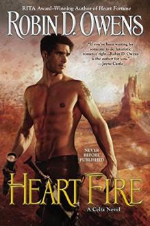 Heart Fire (Celta) - Robin D. Owens