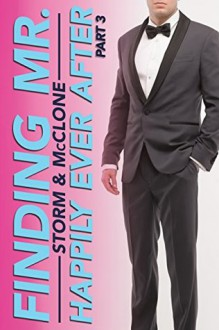 Finding Mr. Happily Ever After: Xavier - Melissa McClone, Melissa Storm