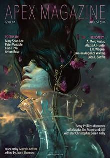 Apex Magazine Issue 87 - A. Merc Rustad, Alexis A. Hunter, E.K. Wagner, Erica L. Satifka, Damien Angelica Walters, Jason Sizemore