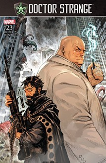 Doctor Strange (2015-) #23 - Dennis Hopeless,Niko Henrichon