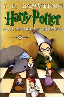 Harry Potter e la pietra filosofale - J.K. Rowling, Marina Astrologo, Serena Riglietti, Serena Daniele