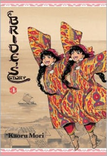 A Bride's Story 4 - Kaoru Mori